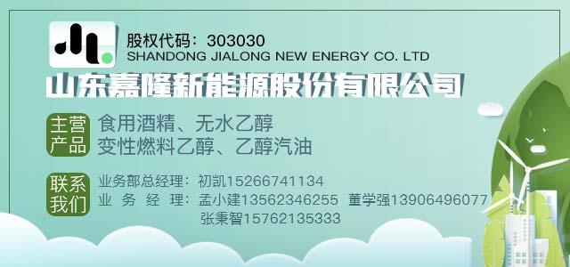 山東嘉隆新能源